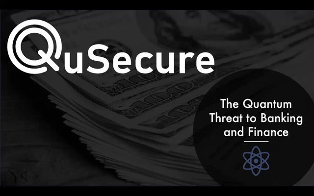 Learn About the Future of Cybersecurity, Quantum, and Banking!