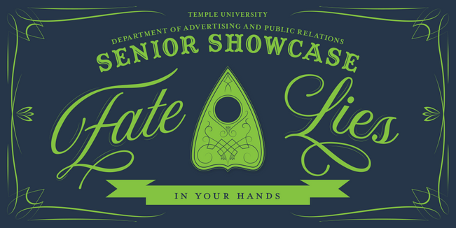 Senior Showcase Spring 2018