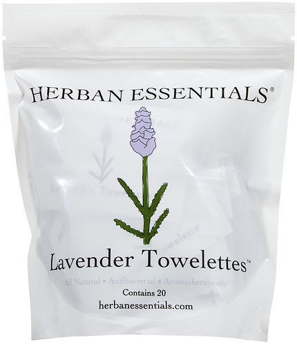 Herban Essentials Lavender - 20 Count