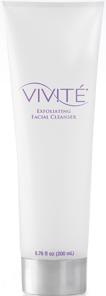 Vivite' Exfoliating Facial Cleanser