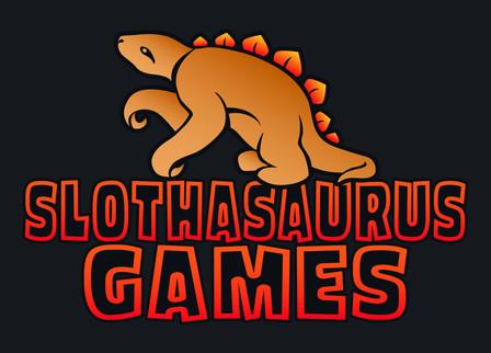 Slothasaurus Games Logo