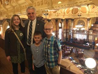 April 6th Legislative Update