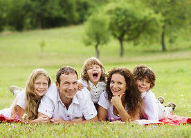 graphicstock-big-family-is-relaxing-toge