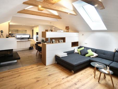 Dachgeschoßwohnung H. | Kirchham