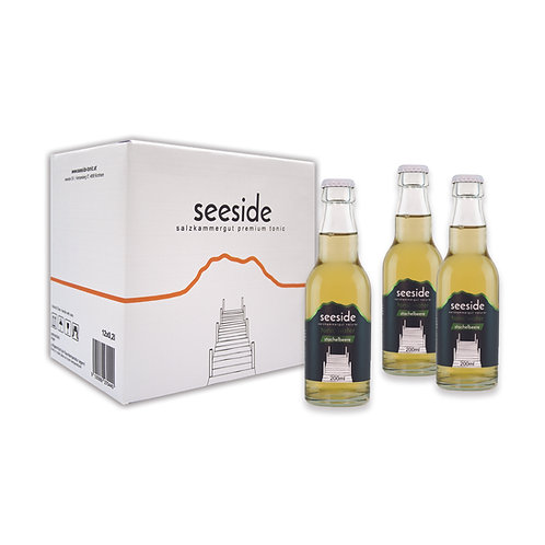 12 x STACHELBEERE seeside Tonic Water