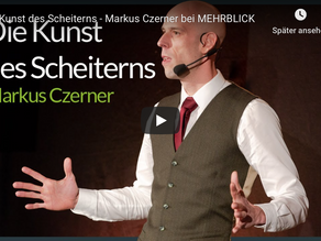 Markus Czerner - Die Kunst des Scheiterns