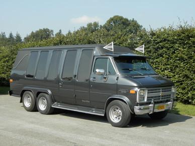 Chevrolet rouwbus