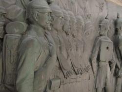 Bronzefries Siegessäule