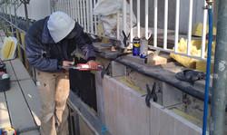 Befestigung Fassadenplatten