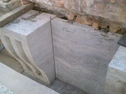 Triglyphen-Metopen