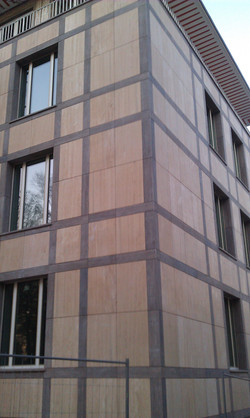 Gebäudeecke