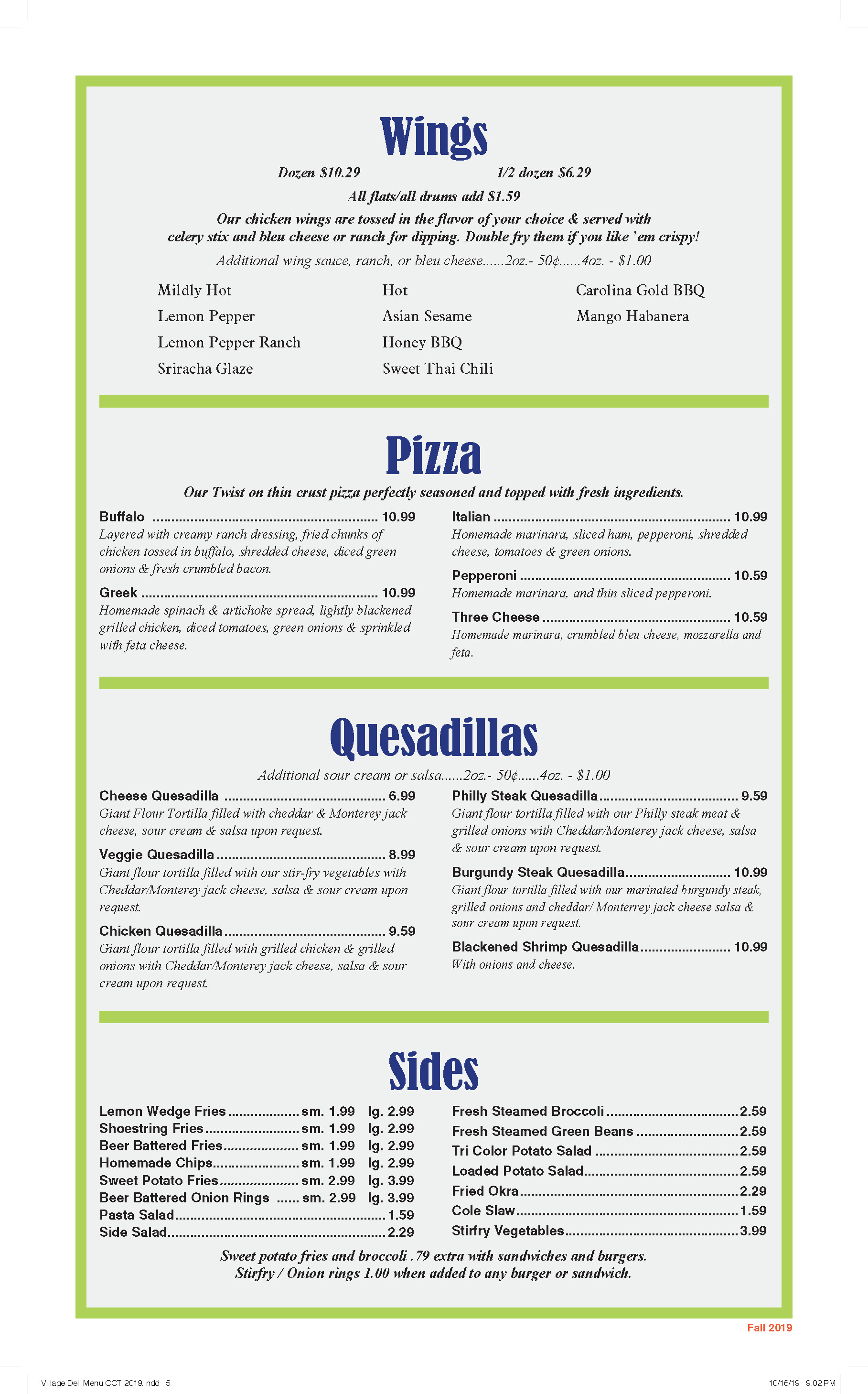 Village Deli Menu 2019 JPEG_Page_5