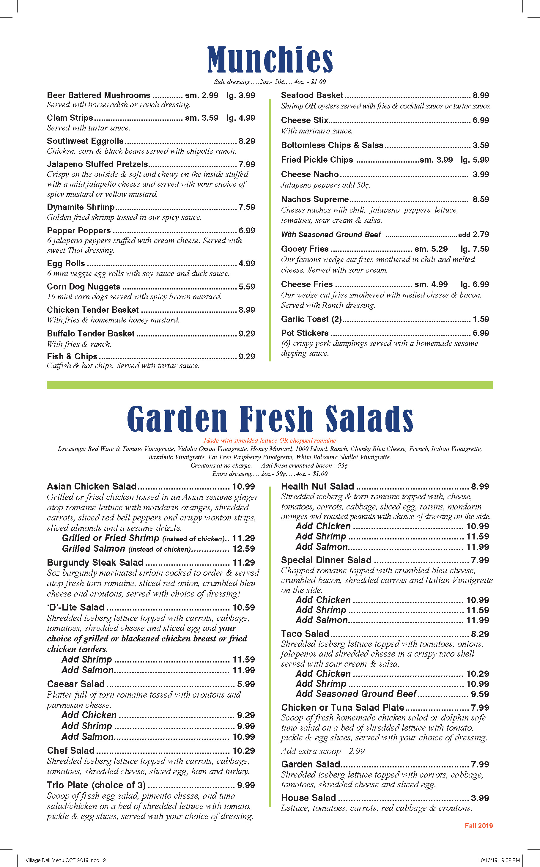 Village Deli Menu 2019 JPEG_Page_2