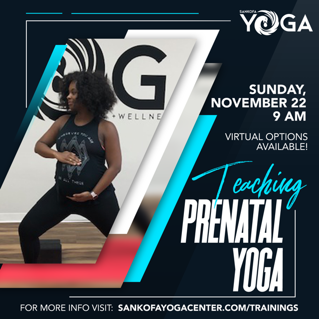 The Essentials of Teaching Prenatal Yoga