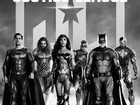 Zack Snyder's Justice League (MOVIE REVIEW)