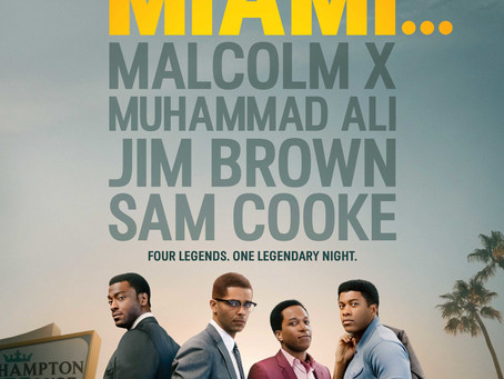 One Night in Miami (MOVIE REVIEW)