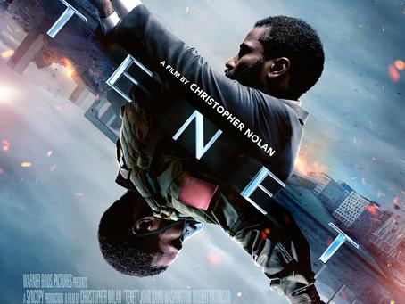 Tenet (MOVIE REVIEW)
