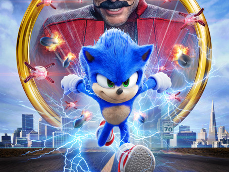 Sonic the Hedgehog (MOVIE REVIEW)
