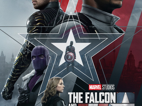 The Falcon and the Winter Soldier (TV REVIEW)