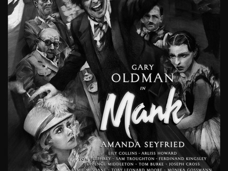 Mank (MOVIE REVIEW)
