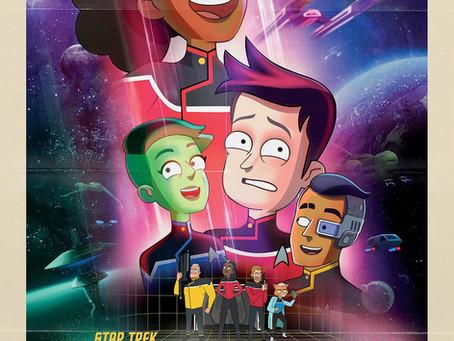 Star Trek Lower Decks: Season 1 (TV REVIEW)