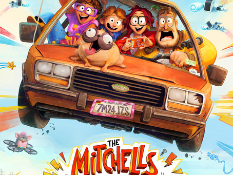 The Mitchells vs. The Machines (MOVIE REVIEW)