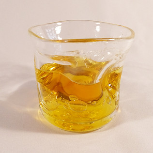 verre cabossé - 14€