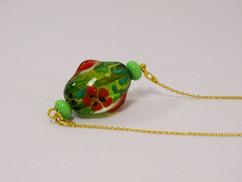 collier  fleur - 42€