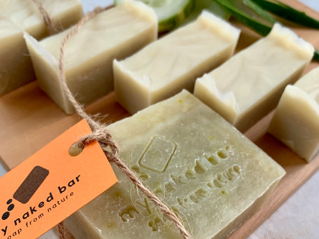 OUR NAKED TRUTH - JOURNEY TO COLD PROCESS HANDMADE SOAPS
