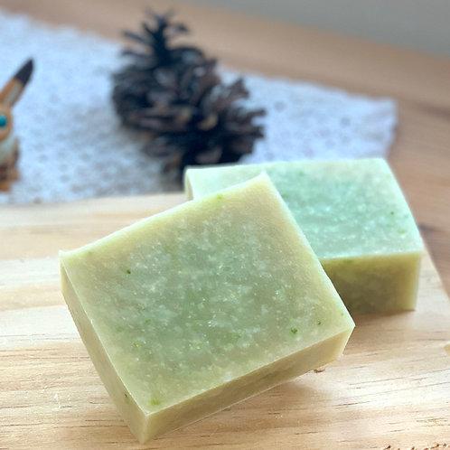 Cucumber Aloe Green Clay