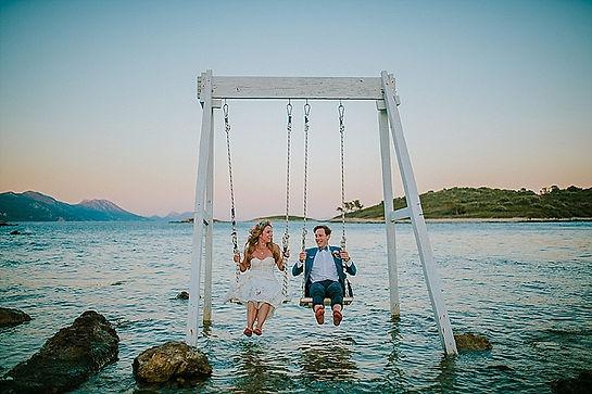 1-Boho-Chic-Beach-Wedding-in-Croatia-by-
