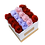 Thumbnail: RLP mix eternity roses - small white square box