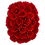 Thumbnail: red eternity roses - small white rectangle box