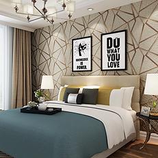 Luxury-Modern-Geometric-Prism-3D-Wallpap