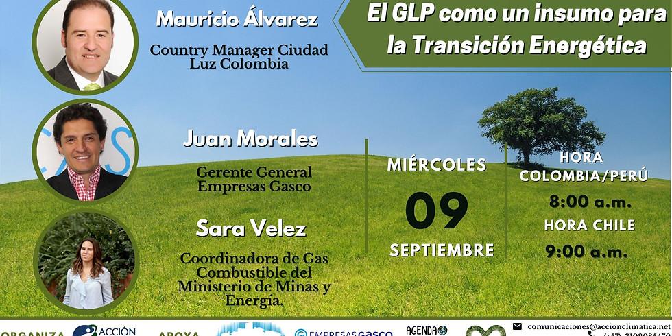 El GLP como insumo para la Transición Energética