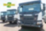 Dragon continúa renovando su flota de camiones propulsados a Gas Euro 6