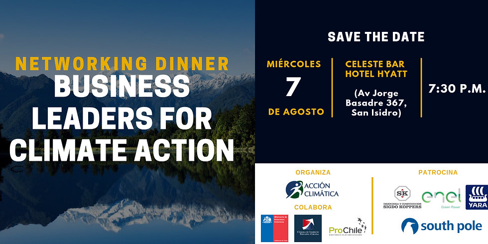 Cocktail: Business Leaders for Climate Action