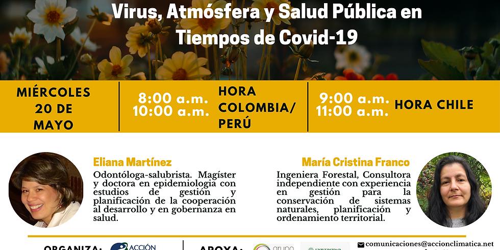 Virus, Atmósfera y Salud Pública en Tiempos de Covid-19