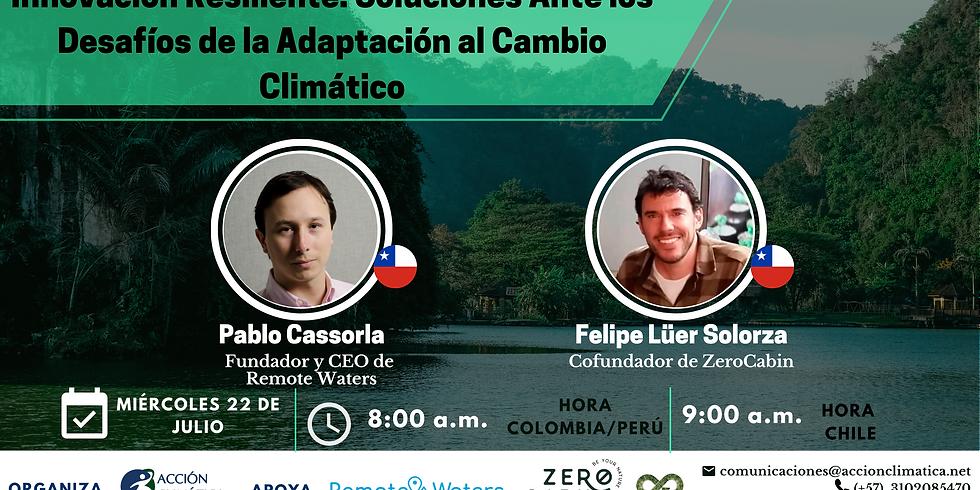 Innovación Resiliente: Soluciones a los Desafíos de la Adaptación al Cambio Climático