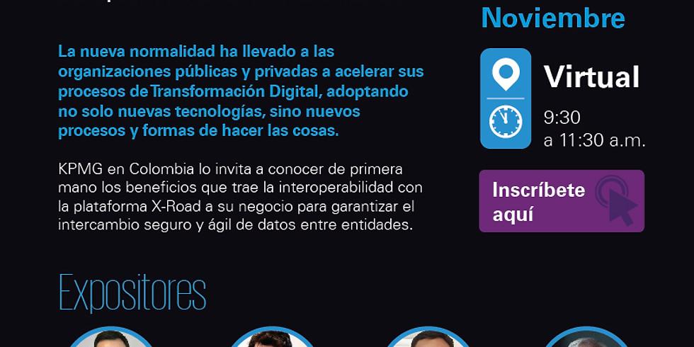 X-Road  Colombia, intercambio seguro de datos en la prestación de servicios ciudadanos