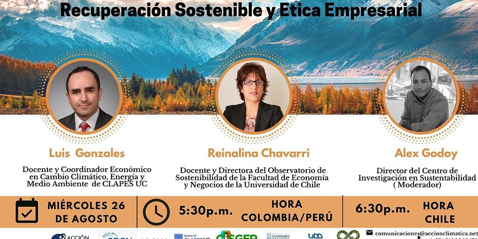 Recuperación Sostenible y Ética Empresarial