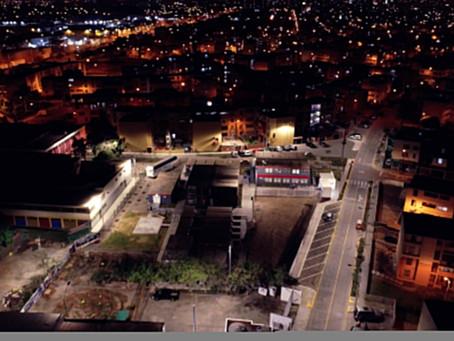 Enel Perú potencia la iluminación de la nueva sede de la Casa de Todos en el cercado de Lima