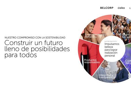 Belcorp presenta sus logros de sostenibilidad 2018-2019