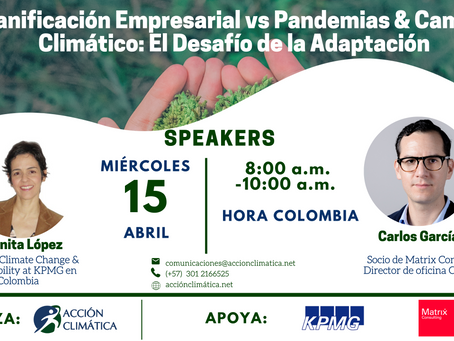 Planificación Empresarial vs Pandemias & Cambio Climático: El Desafío de la Adaptación