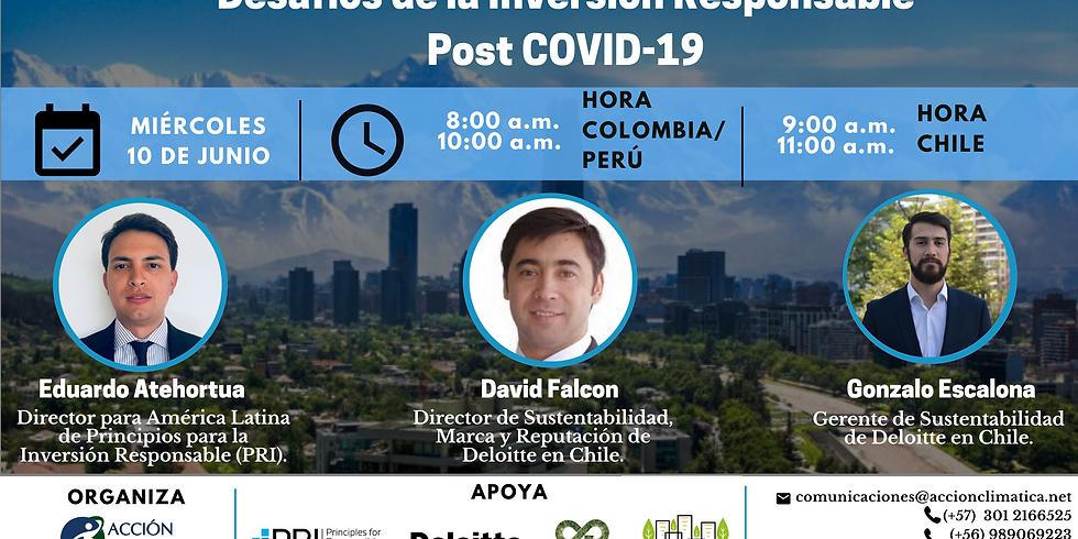 Desafíos de la Inversión Responsable Post Covid-19