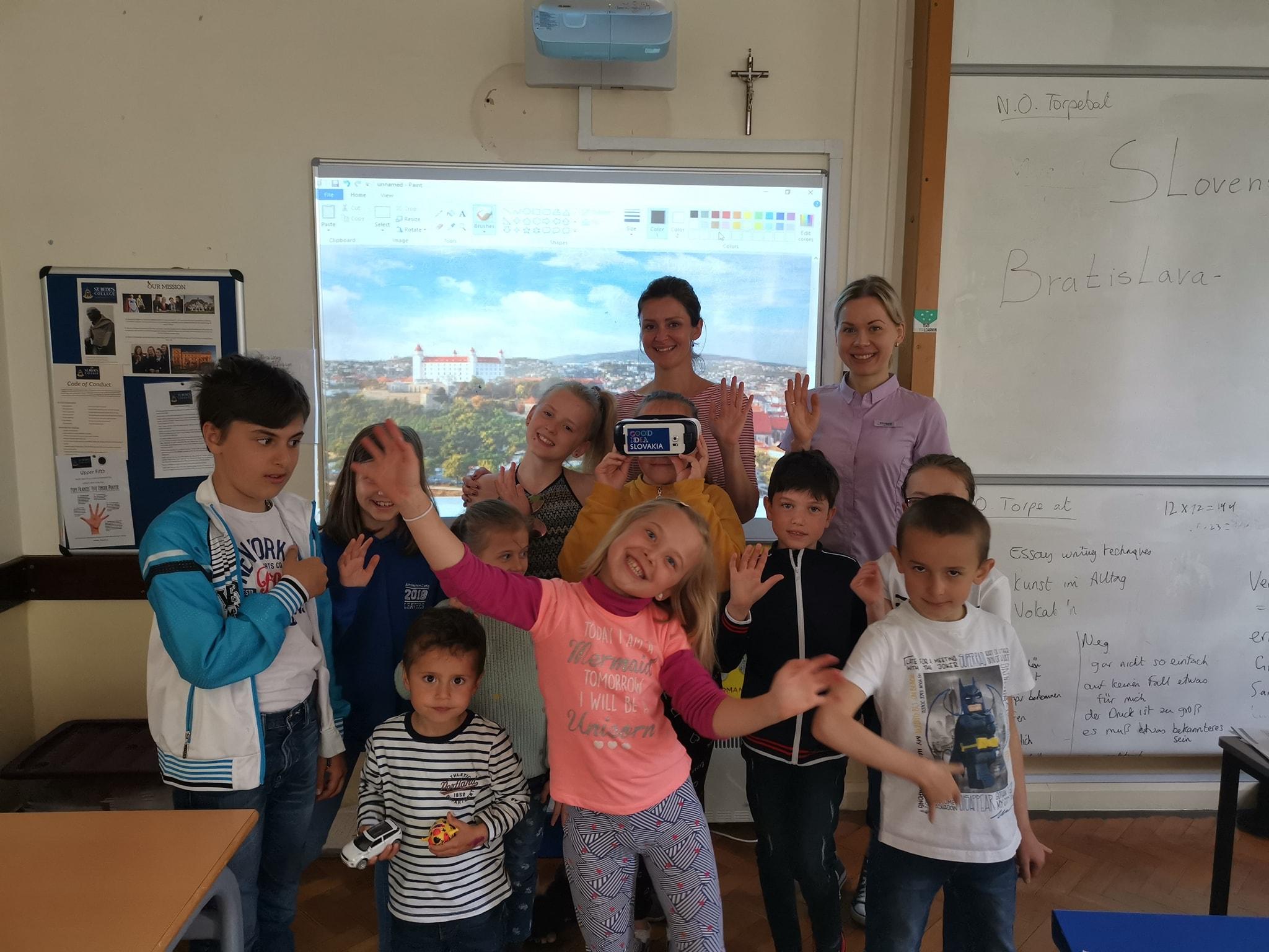slovak school 1