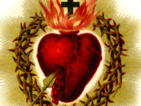 O SACRED HEART OF JESUS, I PLACE MY TRUST IN YOU!
