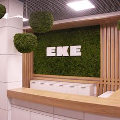 GoGardenspb Cтабилизированный мох, декор из мха Ягель Кочки Пласты Санкт-Петербург Спб. Зеленая стена Фитостена ЭКО дизай