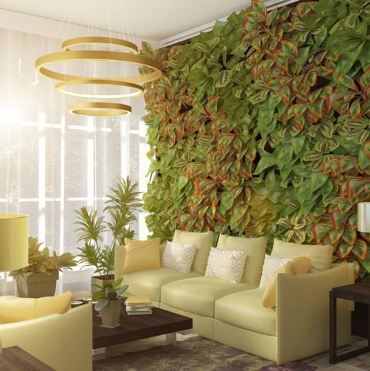 GoGardenspb Вертикальное озеленение, Фитостена, Живые растения Автополив  Санкт-Петербург Спб. Зеленая стена  ЭКО дизайн