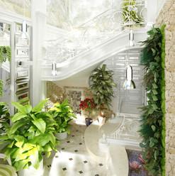 Сад в квартире